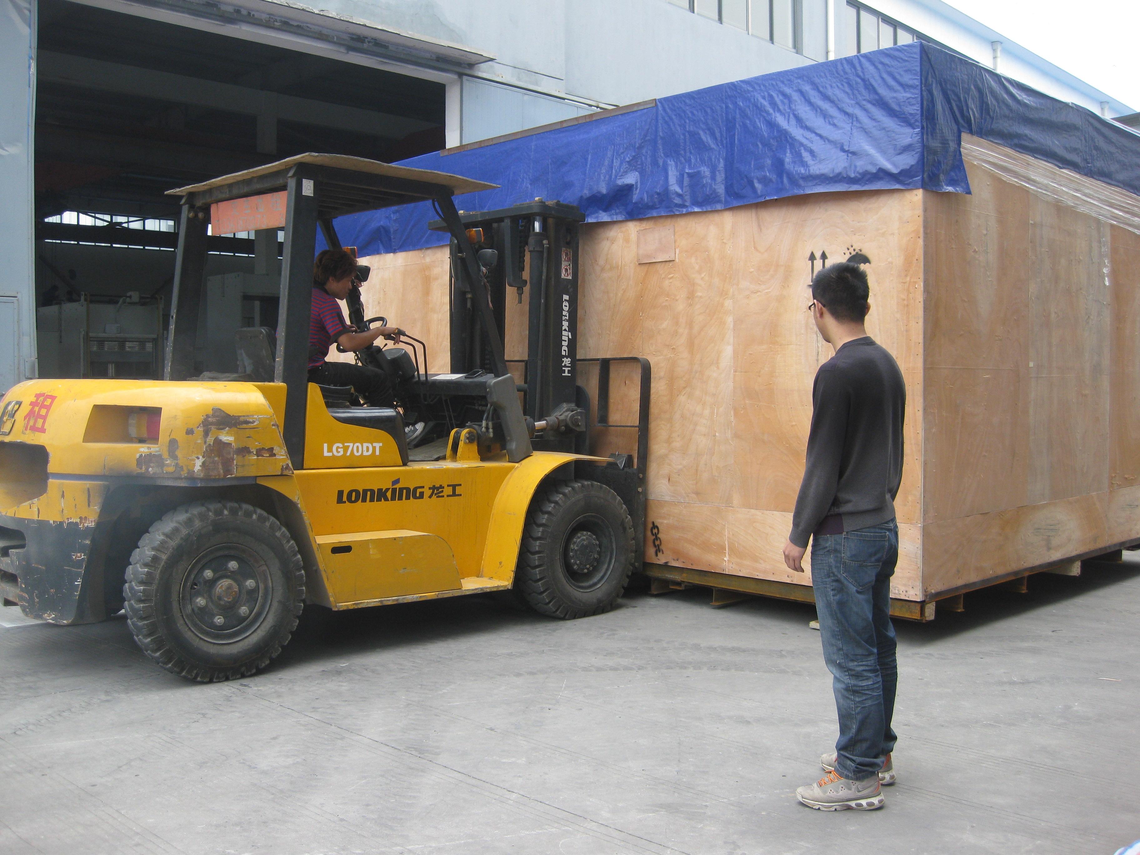 大型包装案例