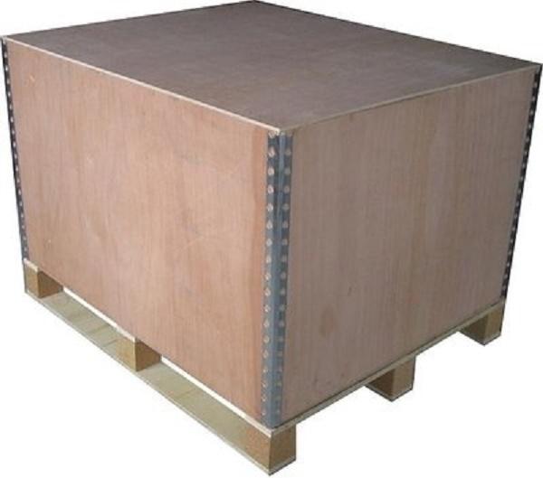 出口包装箱的检测方法